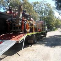 Drillco Truck/Rig