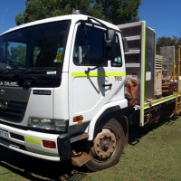 Drillco Truck