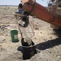 Grouting of monitoring bore holes – Big Bell Mine Site