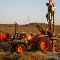 Geotechnical Drilling - Karratha Power Station