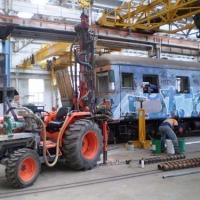 Environmental Drilling - Midland Rail Workshops