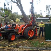 Earthing - Water Corp Pumping Station