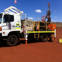 Earthing - BHP OB24 Crusher