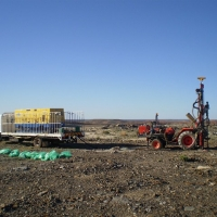 Sampling - Big Bell Mine