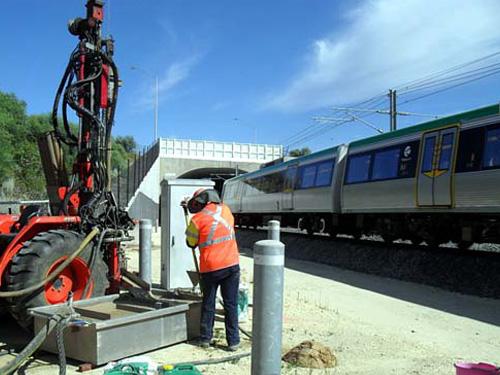 Earthing-Joondalup-Trainline-71